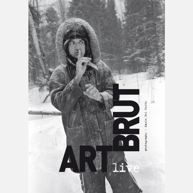 MARIO DEL CURTO – ART BRUT LIVE